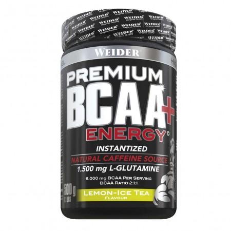 Premium BCAA + Energy de weider