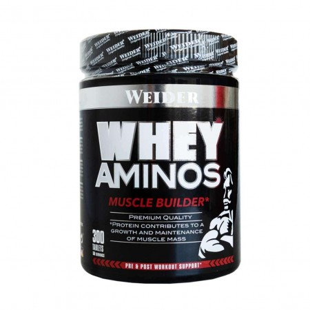 Whey aminos 300 tablets