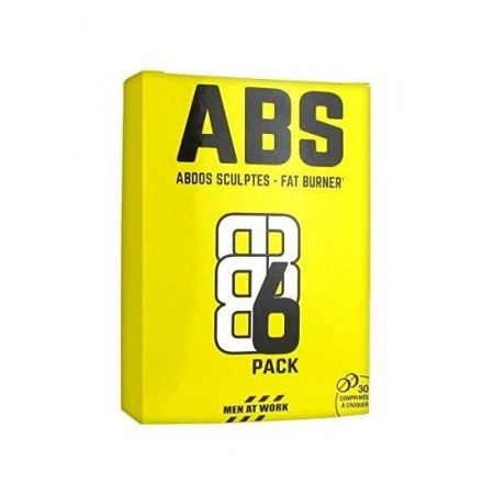 Abs Abdos Sculptes Fat Burner 30 comprimés