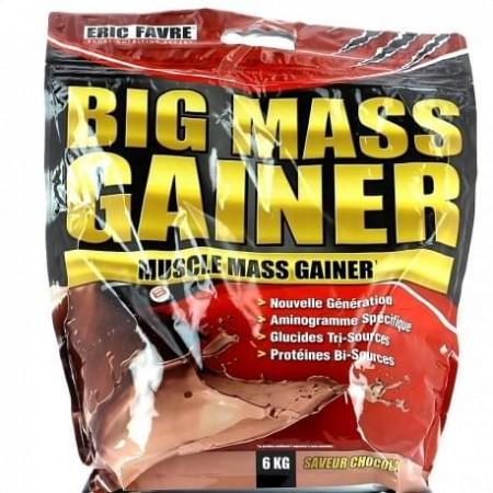 Big Mass Gainer Saveur Chocolat 6kg