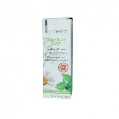 Easy baby pour absorbe les gaz 30ml