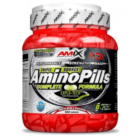 amino pills 660 tablets