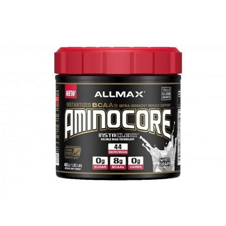 Aminocorore BCAAs 462g au goût de raisin blanc