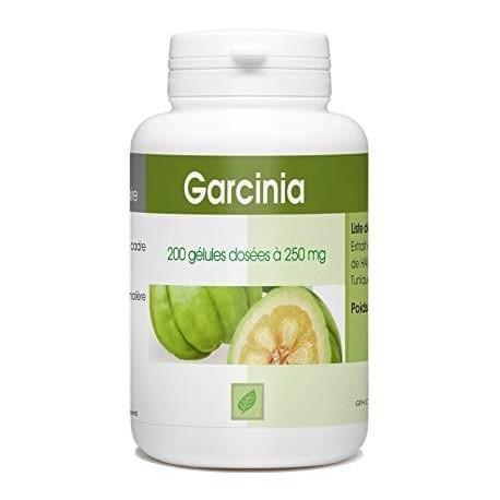 Garcinia 200 gélules dosées à 250mg gpph