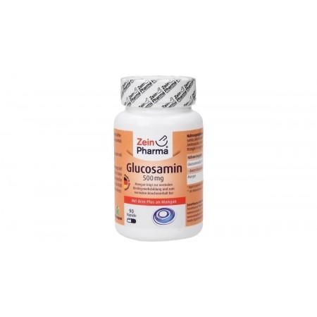 Glucosamine 90 capsule 500 mg zein pharma