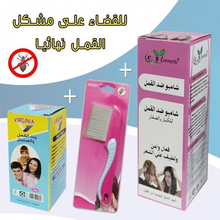 pack anti poux