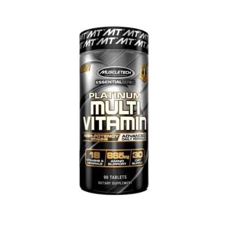 MUSCLETECH PLATINUM multi vitamin