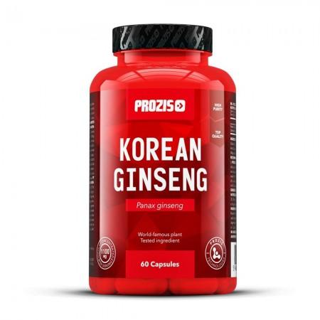 Korean Ginseng 60 capsules dosée 1100mg