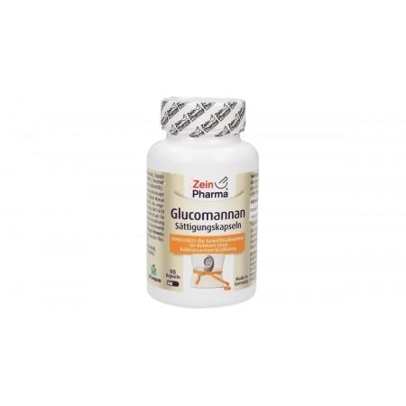 Glucomannan 90 capsule de Zein Pharma