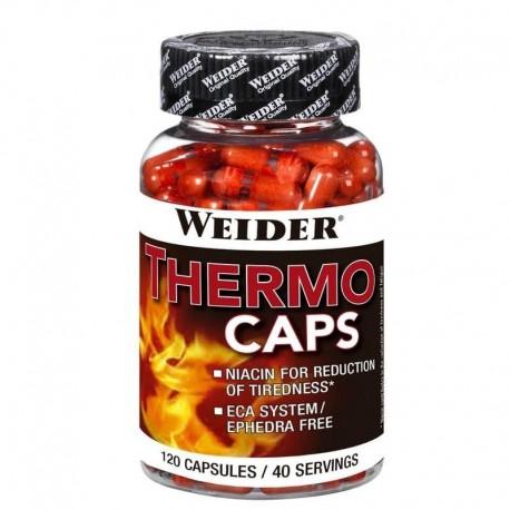 Thermo caps de weider 120 capsule