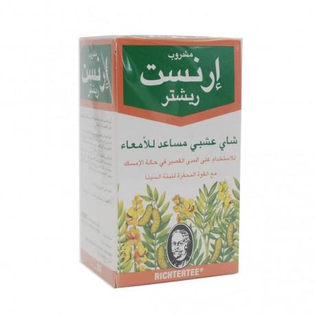 Thé laxatif à base de plantes