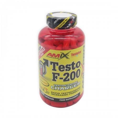 Testo F-200 200 capsules