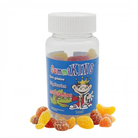 multivitamines 30 Gummi king