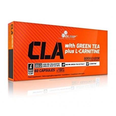 Olimp CLA & Thé Vert plus L-Carnitine (Pour Perte de poids )