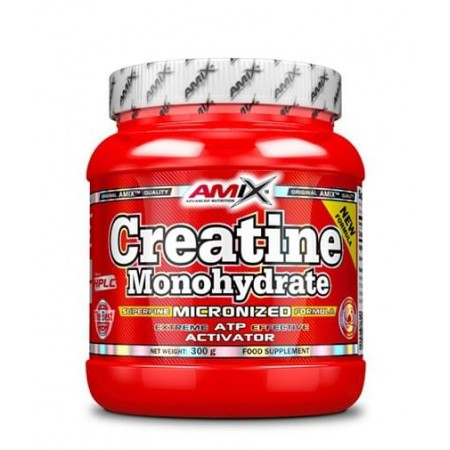 Amix Creatine Monohydrate 300g de 5000mg par scoop