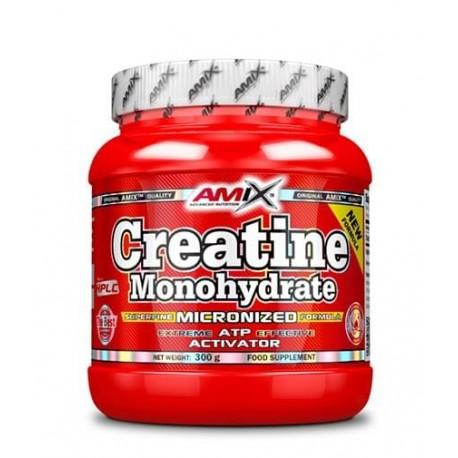 Amix Creatine Monohydrate 300g de 5000mg par scoop