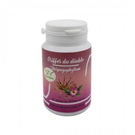 HARPAGOPHYTUM ( griffes du diable) 40 gélules de 300 mg