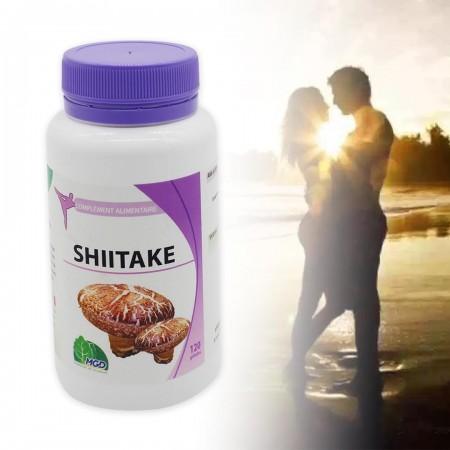 Shiitake bio 120 gélules