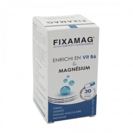 Fixa Mag (Magnésium + vit B6) 30 Gélules