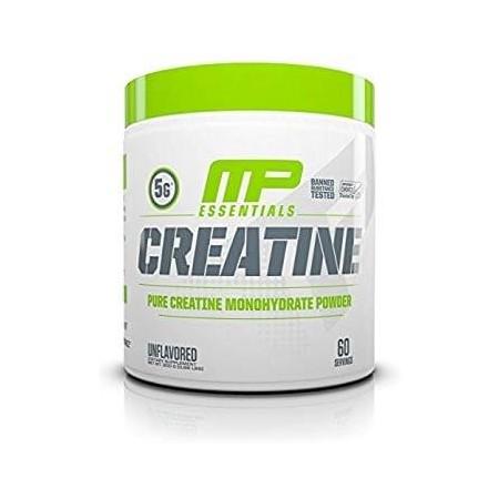 Créatine micronisée MP Essentials, Poudre de monohydrate 300 g