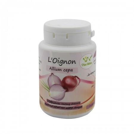 L'oignon 100 Gélules 360 mg chacune