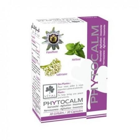 VITAL Phytocalm (30 Gélules)