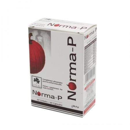 Norma-p 60 Gélules (Pour la Hypertrophie de la prostate)