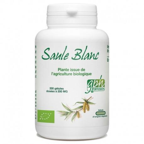 Saule Blanc Bio - 200 gelules vegetales