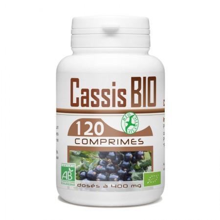 Cassis 400 mg - 120 Comprimés