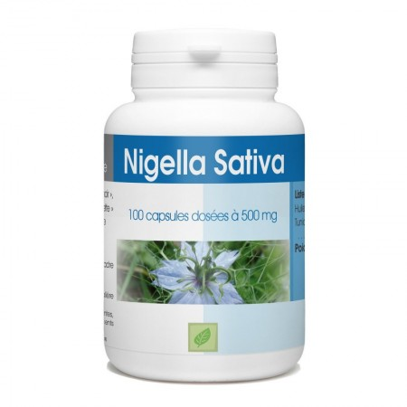 Nigella Sativa 100 caps