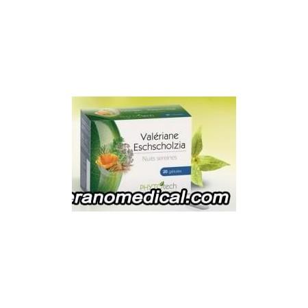 Valeriane - Eschscholzia (20 gélules)