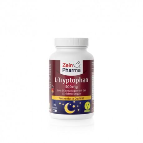 ZeinPharma L-Tryptophan 500 mg 90 gélules
