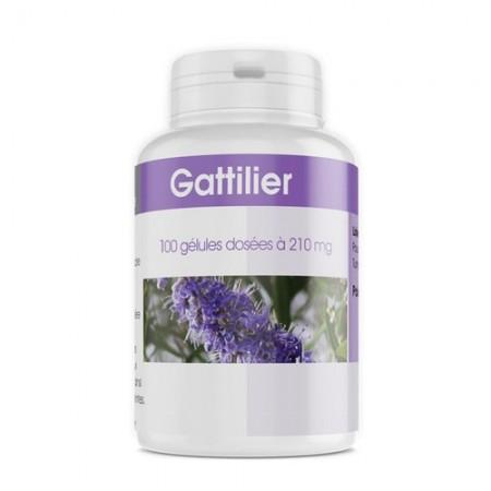 Gph diffusion gattilier 100 gélules dosées à 210 mg