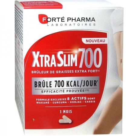 Forté Pharma xtraslim Brûle 700kcal/jour programme 1 mois
