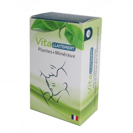 Vit-allaitement plantes +Minéraux 60 gélules