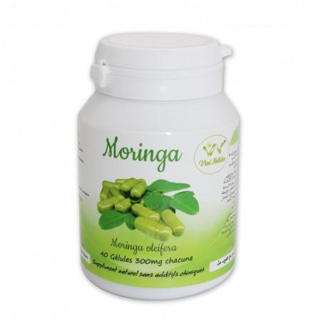 Moringa 40 gélules 300 mg