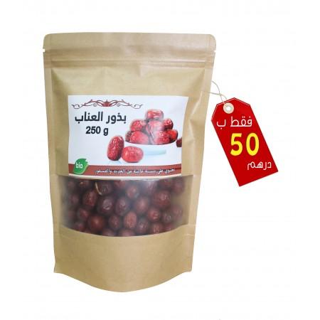 Graine Jujube 250 g (بذور العناب)