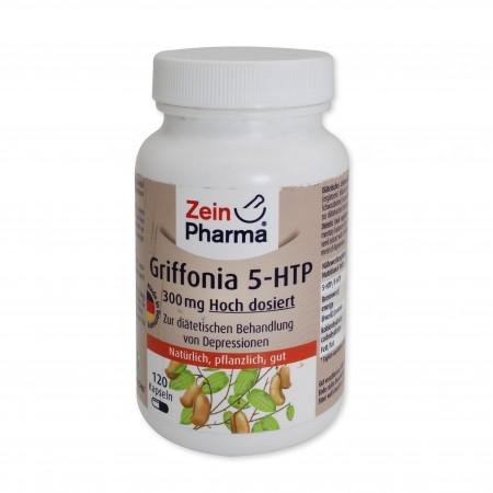 Griffonia 5 htp 300 mg (120CAP) Zein Pharma