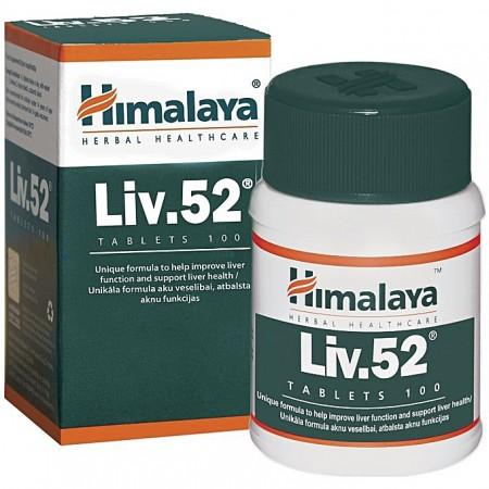 Liv.52 Himalaya 100 tablets