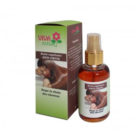 huile anti-chute de cheveux vivafleur 75ml