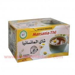 Mansania-thé (شاي المانسانيا)