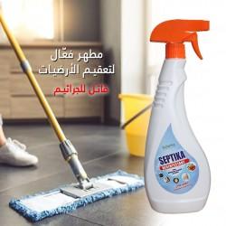 désinfectant sols surfaces 750ml