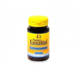 L-Tyrosine 450 mg. 50 capsules