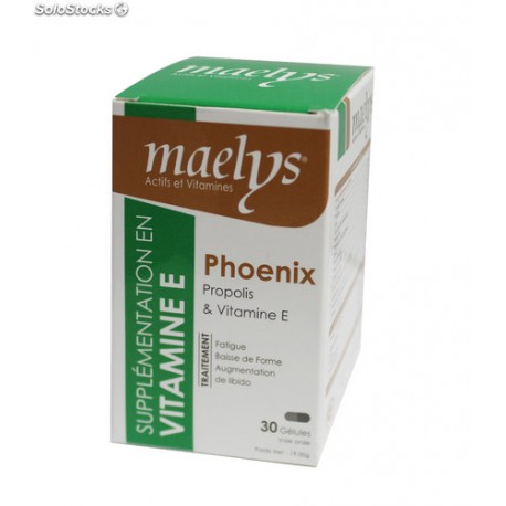 propolis plus vitamine E 30 gélules