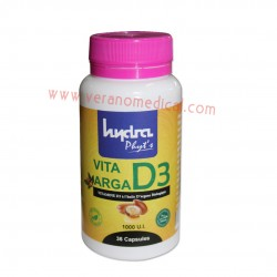 Vitamine D3 Hydra Phyt's 36 capsules