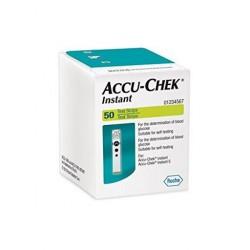 Accu-Chek Instant 50 Bandelettes