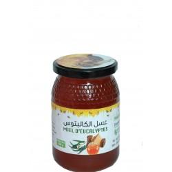 Miel d'eucalyptus Bio 500 gr