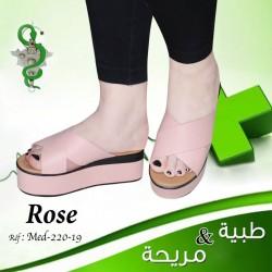 Sandales médicales femme