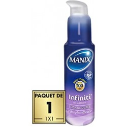 Manix Infiniti gel 100ml (تأخير سرعة القذف)