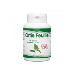 ORTIE FEUILLE 100 gélules 210 mg